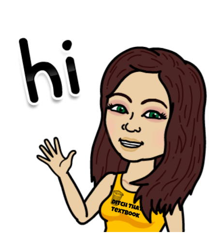 custom bitmoji feedback infinitely teaching