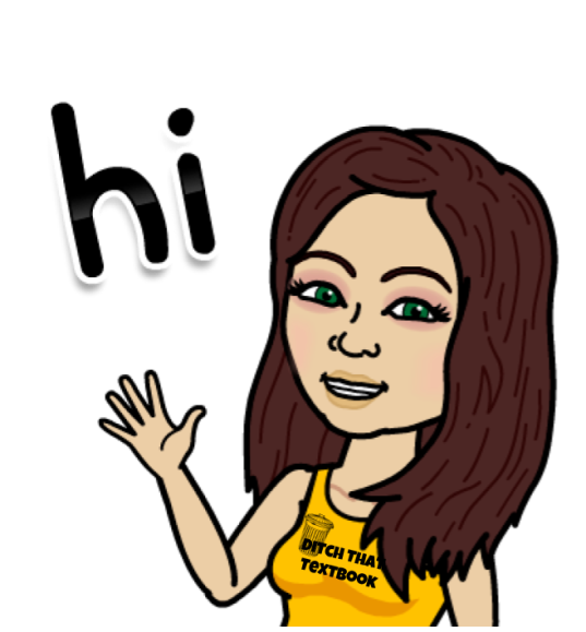 Ditchbook Bitmoji